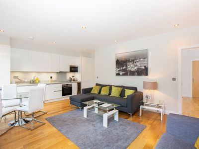 Photo for Split Level 2 Bed Apartment In Maida Vale
