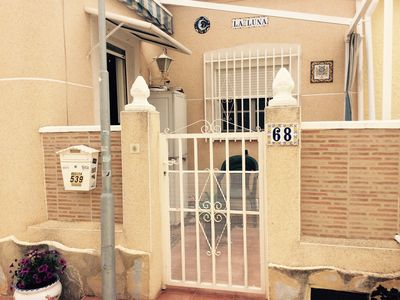 Photo for Terraced bungalow free wifi near to restaurants, shops and a sports centre
