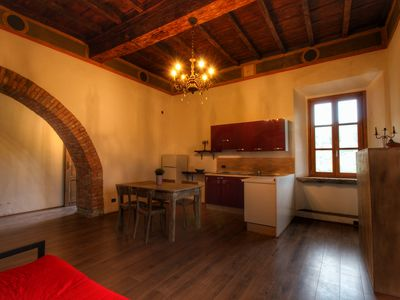 Photo for COUNTRY HOUSE with basement on cernobbio hills