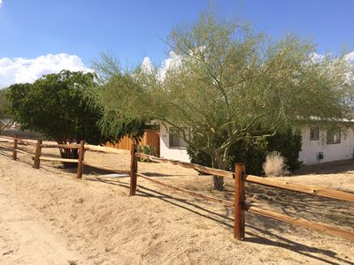 Photo for Joshua Tree Downtown Duplex - Private And Super Clean - Sleeps Up To 2 Guests