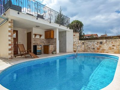 Photo for Vacation home CasaMenta in Pula/Marčana - 10 persons, 3 bedrooms