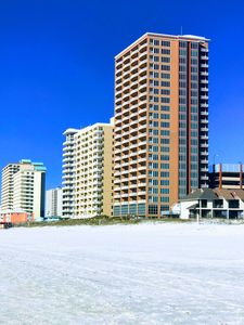 Newest condo complex in Gulf Shores. Short walking distance to many attractions