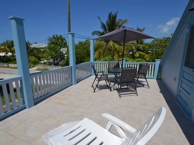 Photo for Steps to the Beach! Newly Renovated Traditional Bahamian Cottage - 3 Bed, 2 Bath