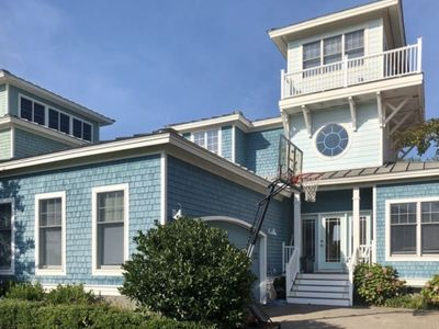 Photo for Cape Charles Beach House in Gated Community