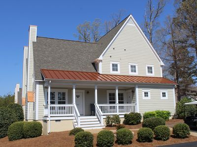 Photo for 3 Bedroom Cottage for up to 10 Guests Near Colonial Williamsburg