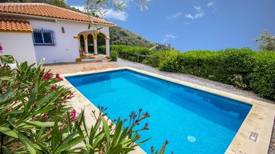 Photo for Fantastic holiday home surrounded by nature in Cómpeta