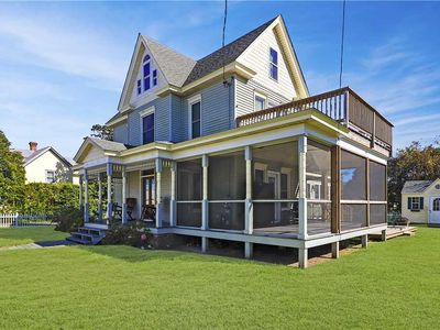 Photo for Grand Victorian on North Main * Great Screened Porch