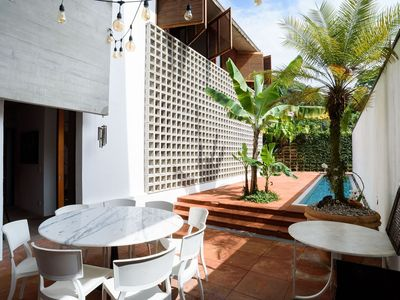 Photo for CASA COMFORT - 30 METERS FROM THE CAMBURI´S BEACH