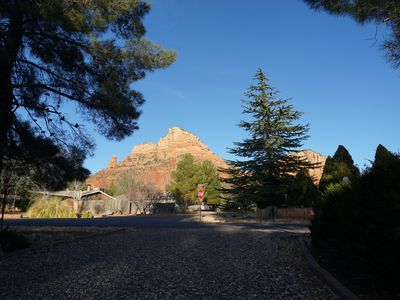 The Lovely House in the Heart of Sedona