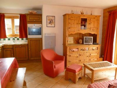 Photo for 2BR Apartment Vacation Rental in LES SAISIES