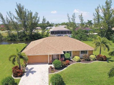 Photo for SWFL Rentals - Villa Ellie Mona - Pleasant Waterfront Home with Heated Pool