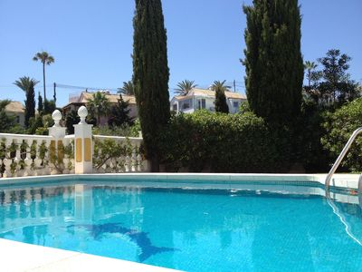Photo for Special Villa Apartment, Private Pool, Amazing Terrace near Beach & Restaurants!