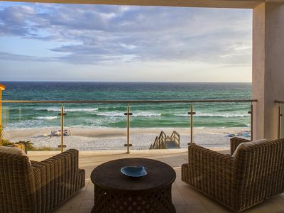 Photo for Moonshadow Cottage - Gorgeous Gulf Front Masterpiece on 30A