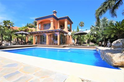 Stunning villa with fabulous pool