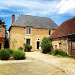 An authentic and pretty French house with much character and charm