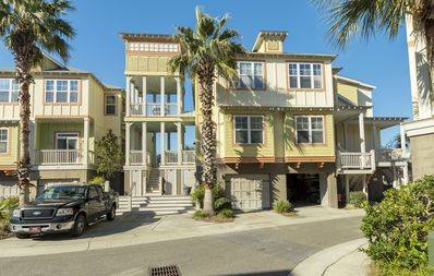 Photo for 3BR Updated Townhouse Back Bay at Folly Beach