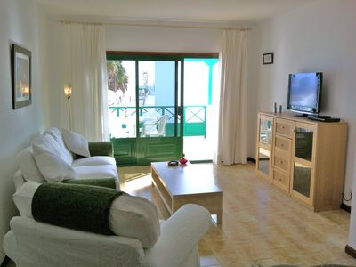 Photo for 2 Bedroomed Apartment with free wifi in Well Kept Complex With Swimming Pool