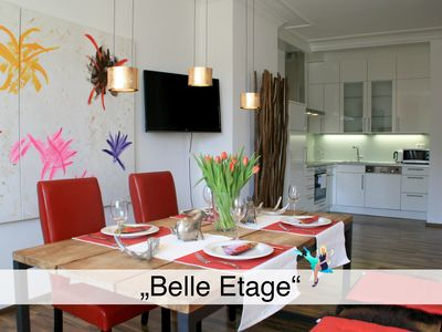 Photo for Luxurious, exclusive and fantastically beautiful with elevator on the island Lindau, prime location