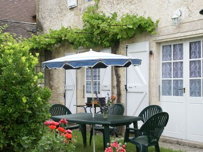 Photo for Holiday home with large enclosed garden, terrace and wonderful view.