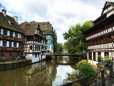 Photo for 2 Rooms in the heart of the Petite France in Strasbourg