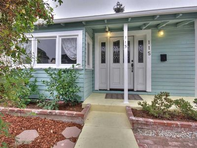 Photo for 2BR Bungalow Vacation Rental in Santa Cruz, California