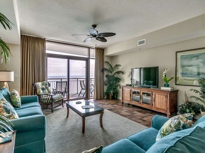 Photo for 11th Floor Oceanfront Condo in North Beach Plantation; Umbrella & 2 Chairs Memorial Day-Labor Day
