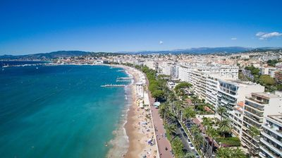 Photo for Cannes between rue d'antibes and croisette