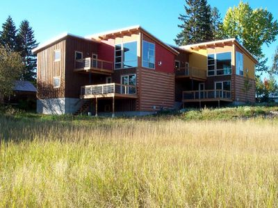 Photo for Modern Townhouse just a 3 minute walk to downtown Whitefish! Monthly Rental!