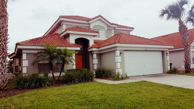 Photo for Dream Vacation Home with 5br/4bath, Private pool, and  WIFI