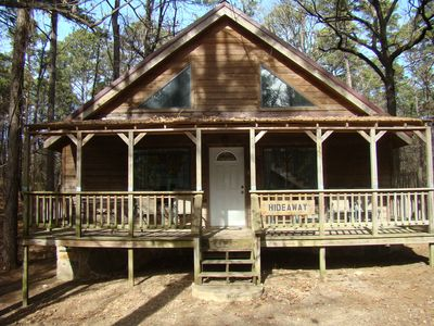Photo for Economy Cabin Near Beavers Bend State Park