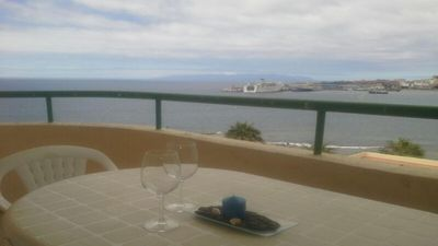 Photo for Costaview, 1 bedroom apt with spectacular views