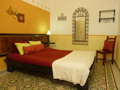 Photo for historic center of Jerez, Wifi, garden, terrace, air conditioning
