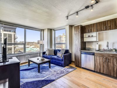 Photo for Modern 2BR in Heart of Seattle