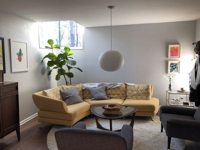 Photo for Contemporary getaway minutes from downtown Roswell, restaurants, and shopping!