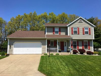Photo for 4BR House Vacation Rental in Granger, Indiana