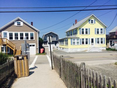 Photo for 26 SECONDS FROM WELLS BEACH:OCEAN&MARSH VIEWS*PARKING & A PATIO*BOOKING OCTOBER*