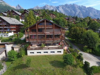 Photo for Apartment Le Carving in Ovronnaz - 2 persons, 1 bedrooms