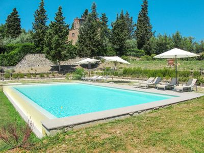 Photo for Vacation home Giardino (STC130) in Strada in Chianti - 4 persons, 2 bedrooms