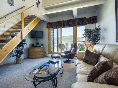 Photo for W3234 by Mountain Resorts ~ Top Floor Views with Pool & Hot Tubs Onsite!