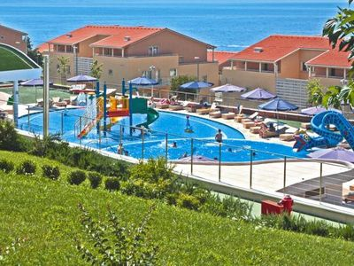 Photo for Holiday resort Novi Family Apartments, Novi Vinodolski  in Kvarner Bucht - 5 persons, 3 bedrooms