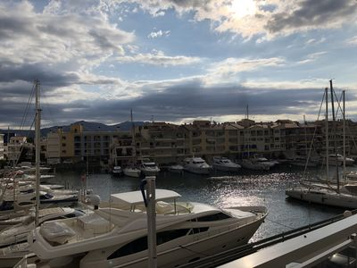 Photo for Inmobahia - Two Bedroom Apartment Canal View