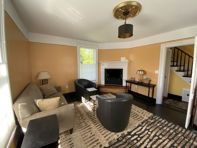 Photo for Located In Trendy downtown Belmont, Easy Walk To Downtown Mall,UVA. Pet friendly