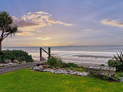 Photo for 2BR House Vacation Rental in Pakawau, Nelson - Golden Bay