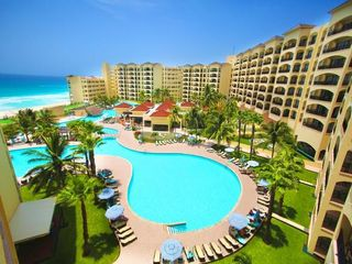 Cancun Oceanside Resort 1BR w