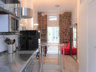 Photo for Eiffel Tower - Charming duplex with private patio