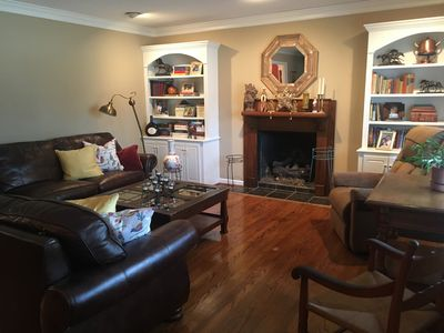 Cozy ranch home located just 1.5 miles from the Masters Golf Tournament