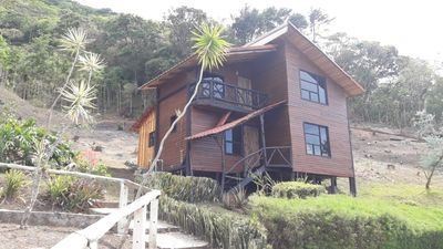 Photo for Beautiful Mouintain Cottage in Guatuso, Desamparados.