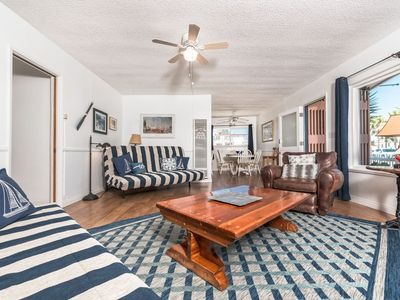Photo for Affordable Nautical Beach Home, Steps From the Newport Pier!