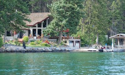 Photo for WATERFRONT HOME ON FLATHEAD LAKE with 275 Ft of Lake Frontage!
