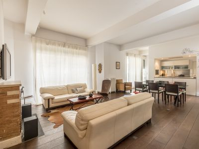 Photo for PLEASANT AND WELL DECORATED APARTMENT - 60m FROM SAINT-ROCH TRAIN STATION